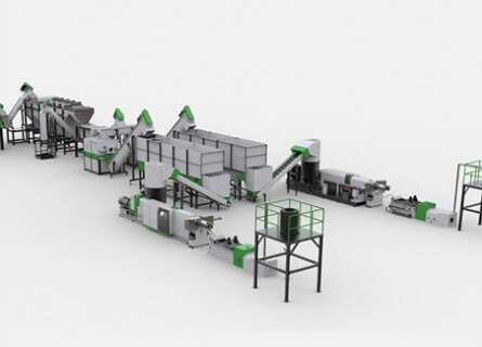 Washing And Pelletizing Turn-key Solution
