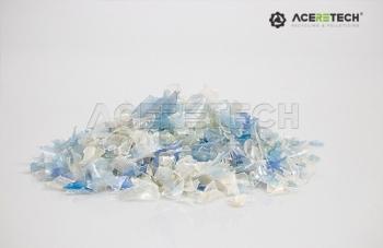 PET hojuelas BOPET film Polyester fibras filamentos