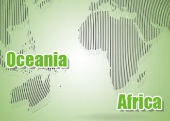 Africa & Oceania