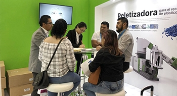 ACERETECH Participation In The Mexico Exhibition