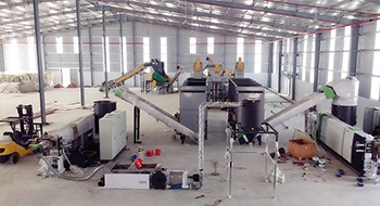 ACERETECH ACS1200/160 Pelletizing Machine In Vietnam