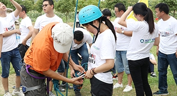 Aceretech Participates In Outdoor Activities Collectively