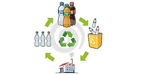 Por qué es tan grande el potencial del mercado de plásticos reciclados?