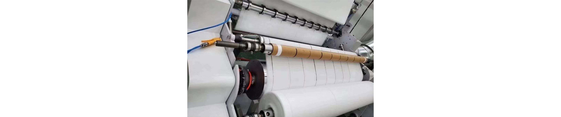 Meltblown non-woven fabric machine