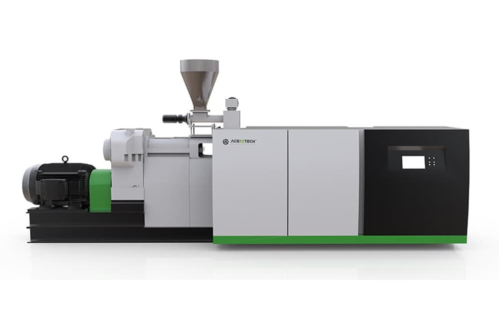 Twin Screw Extruder Compounding & Recycling