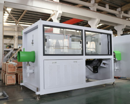PVC Tube Making Extrusion Production Line