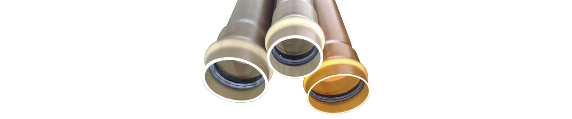 PVC管挤出生产线
