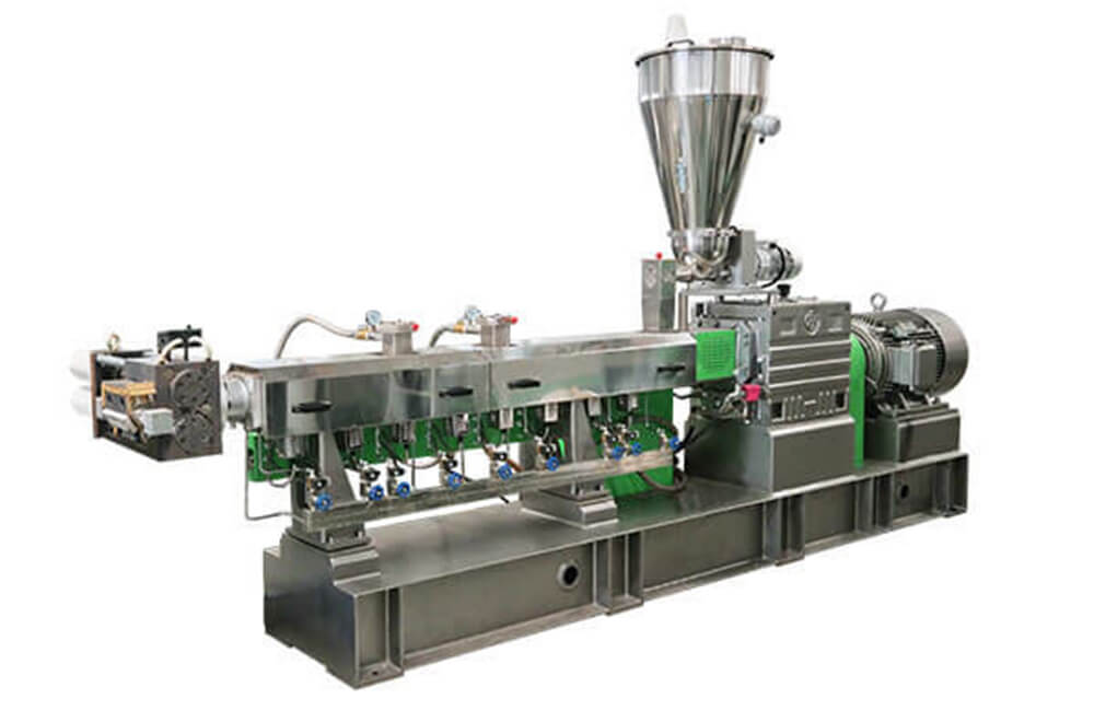 ATE Series Parallel Twin-Screw Extruder