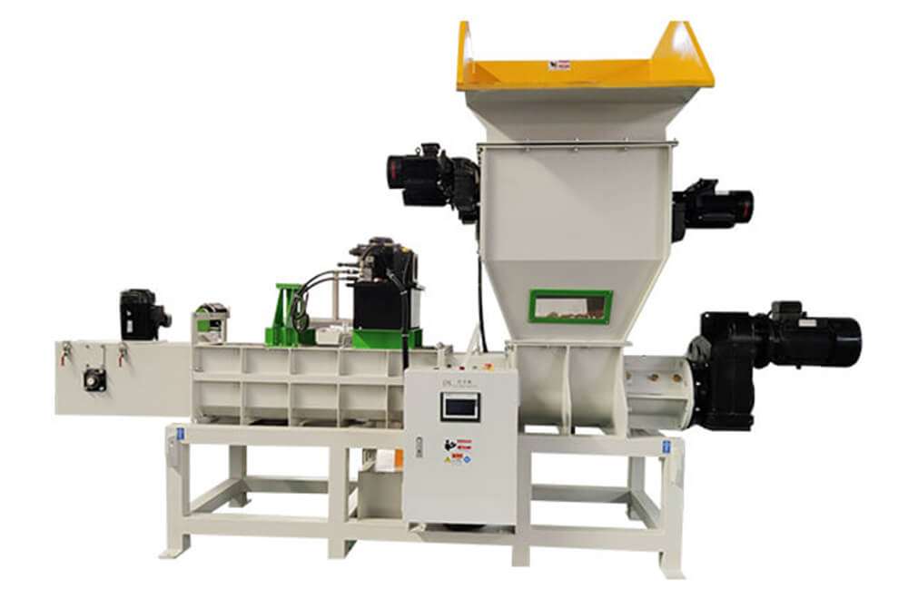 Expanded Polystyrene Foam Recycling Machine